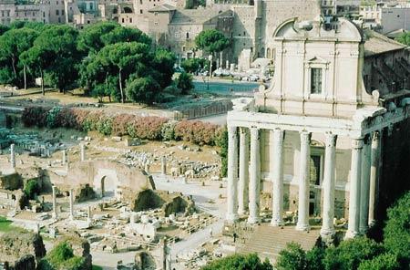 Basilica Aemilia. Рим. 179 год до н.э.