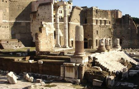Жилой дом Ливии на Палатине