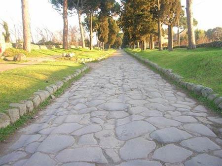 Древний Рим. Большая дорога (Via Appia)