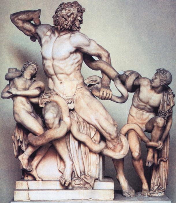 Знаменитые древнегреческие атлеты прошлого