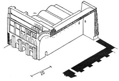 Архитектурные памятники Древней Персии. Ктесифон