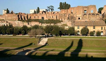 Императорский дворец на Палатине