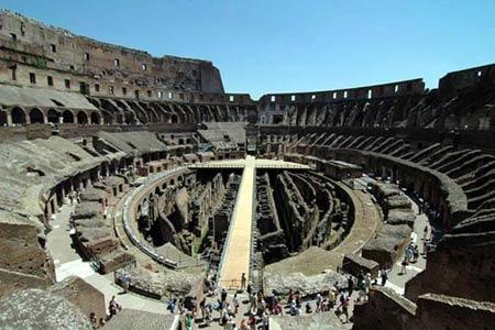 Коллосей (Колизей), Рим