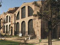 Термы Диоклетиана. Часть национального музея Рима (туры в Италию)