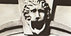 Замковый камень эпохи классицизма. Интернациональная ул, д.11, 1798-1802 гг. Архитектор Р.Р Казаков