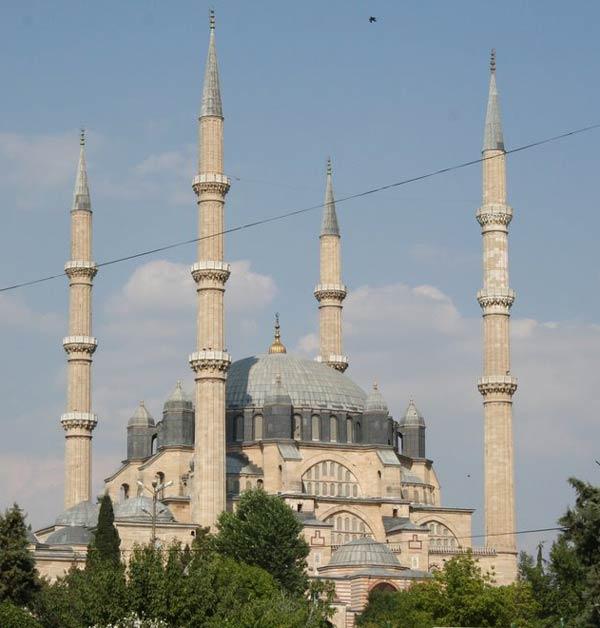 Мечеть Селимийе в Эдирне (Selimiye Camii)