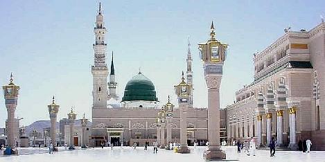 фото медина мечеть пророка