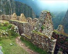 Мачу-Пикчу - город древней Америки (Machu Picchu)