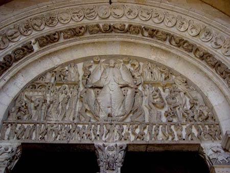 Кафедральный собор Св. Лазаря, Отюн, Франция. d'Autun Saint Lazare (1130—1140)
