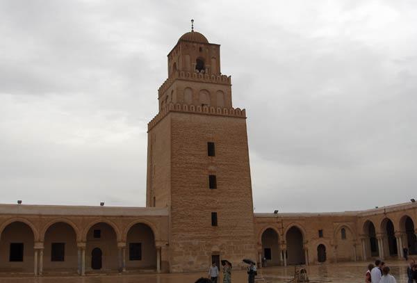 Мечеть Сиди-Укба в Кайруане