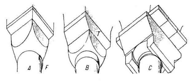 Формы в раннехристианской архитектуре. Колонны вмзантийской школы