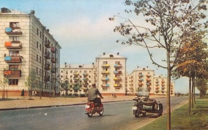 Районы, кварталы: первый минский микрорайон(56 фото)