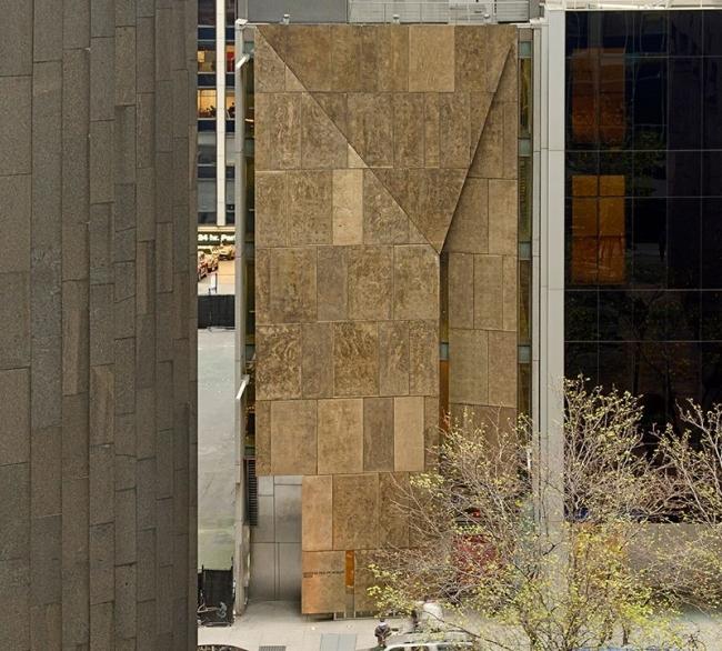 Бывшее здание Музея народного искусства © Giles Ashford