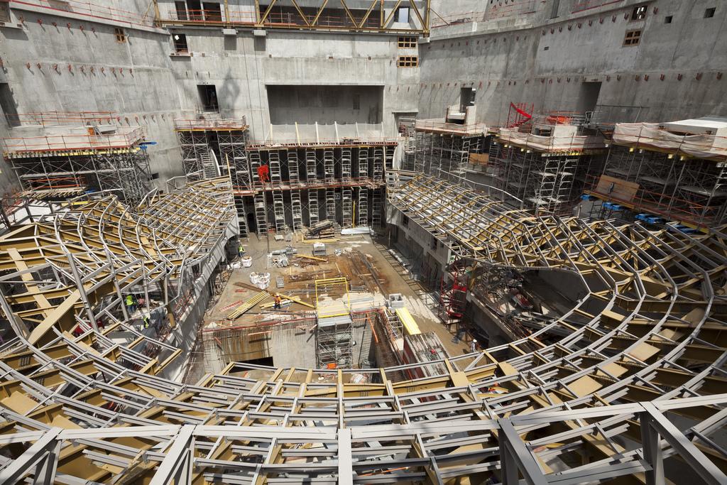 Строительство зала
