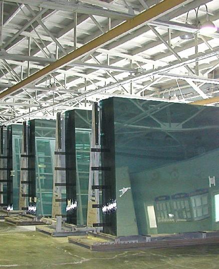 Разновидности стекла и стеклянных изделий в строительстве - ТехЛиб